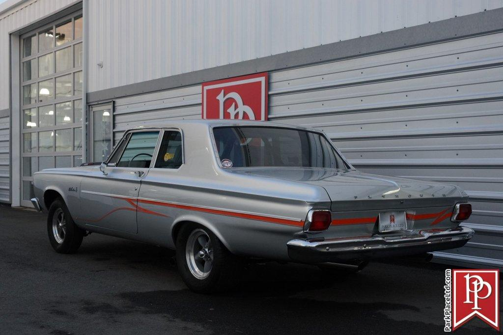 1965 Plymouth Belvedere #33