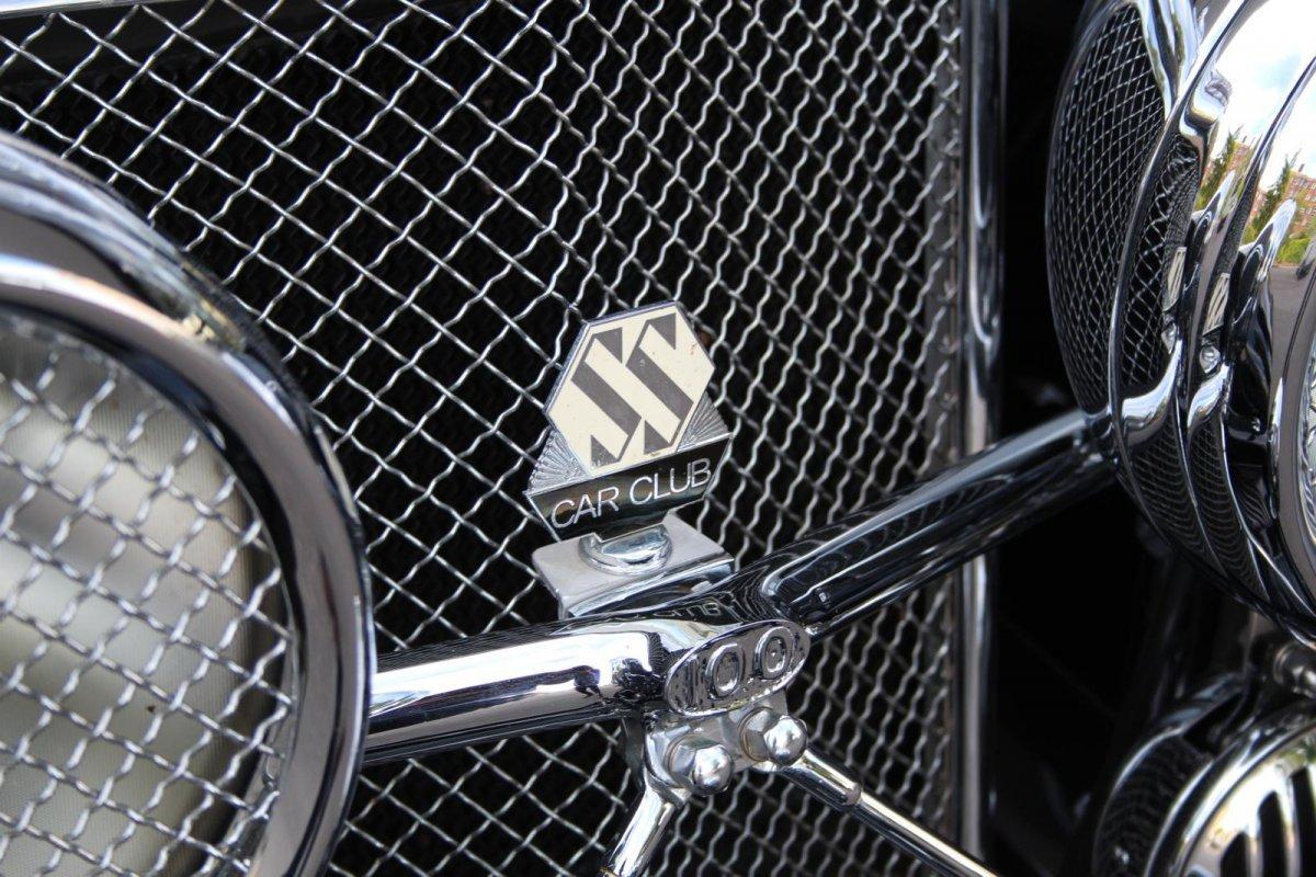 Jaguar SS 100 2,5 litre #19