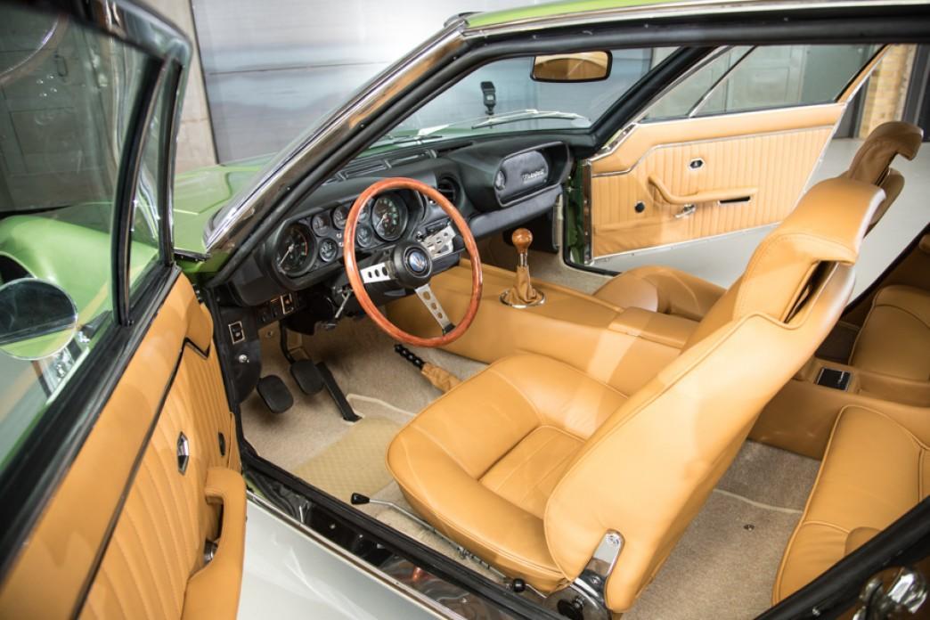 1970 Maserati Indy 4200 Coupe #8