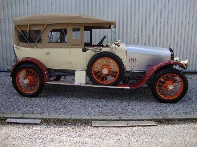 1921 Wolseley Model 20 C8 #2