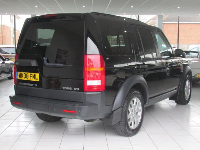 2008 08 LAND ROVER DISCOVERY 2.7 3 COMMERCIAL XS 1d AUTO 188 BHP #3