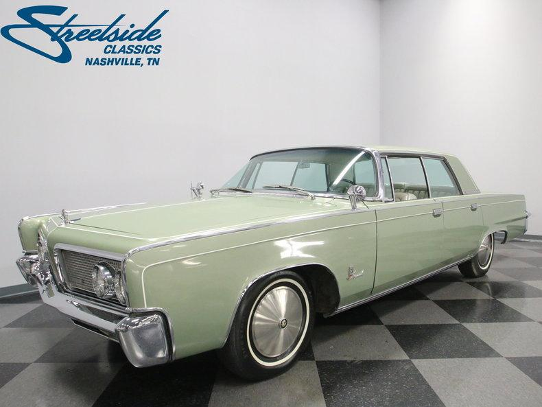 1964 Chrysler Imperial Crown #0