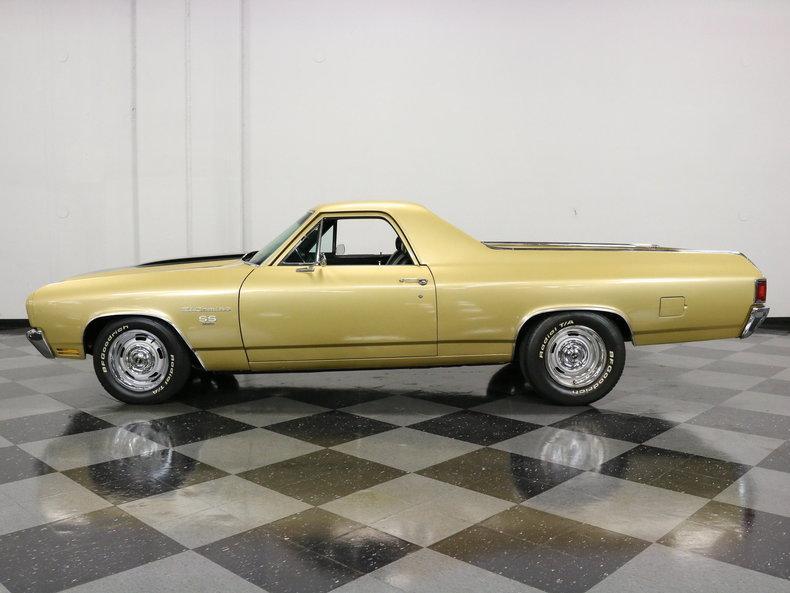 1970 Chevrolet El Camino #1