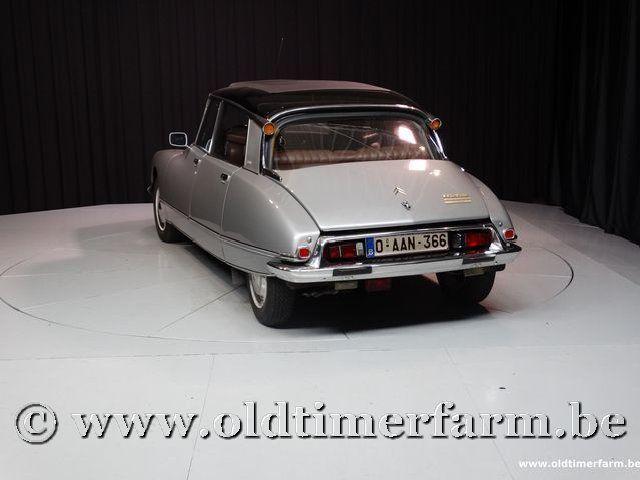 Citroën DS23 Injection Pallas Découvrable '73 #23