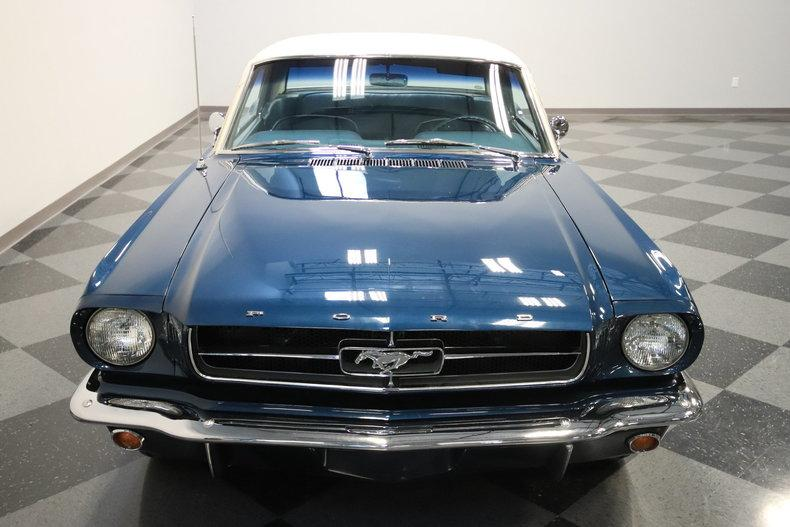 1965 Ford Mustang K-Code #5