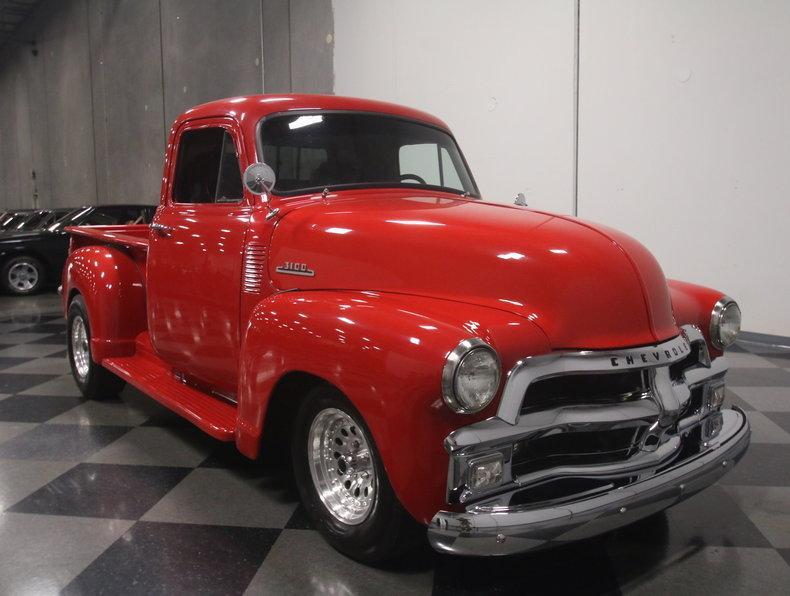 1954 Chevrolet 3100 #27