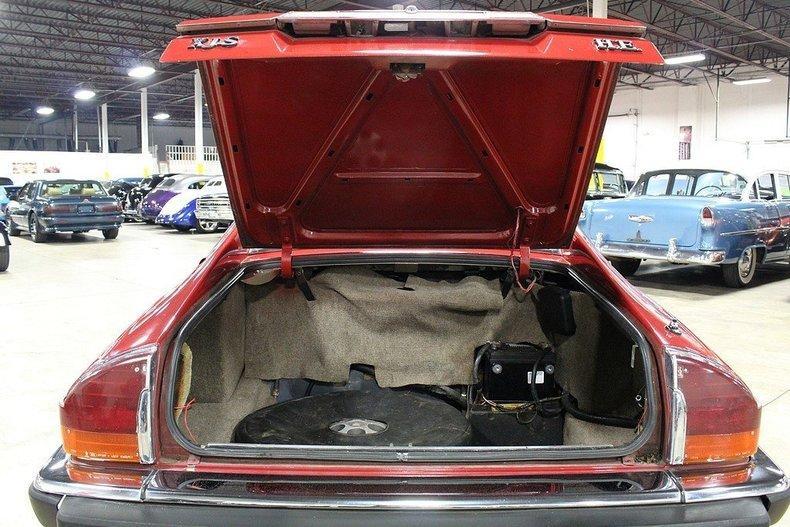 1986 Jaguar XJS #52