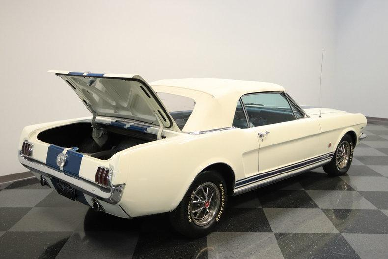 1965 Ford Mustang GT Tribute #28