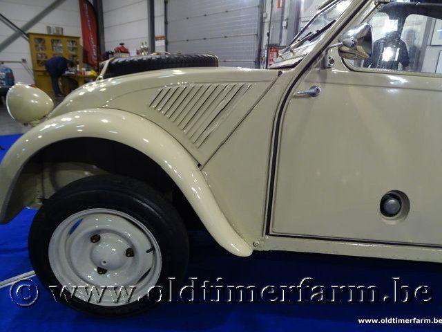 Citroën 2CV 4x4 Sahara '62 #26