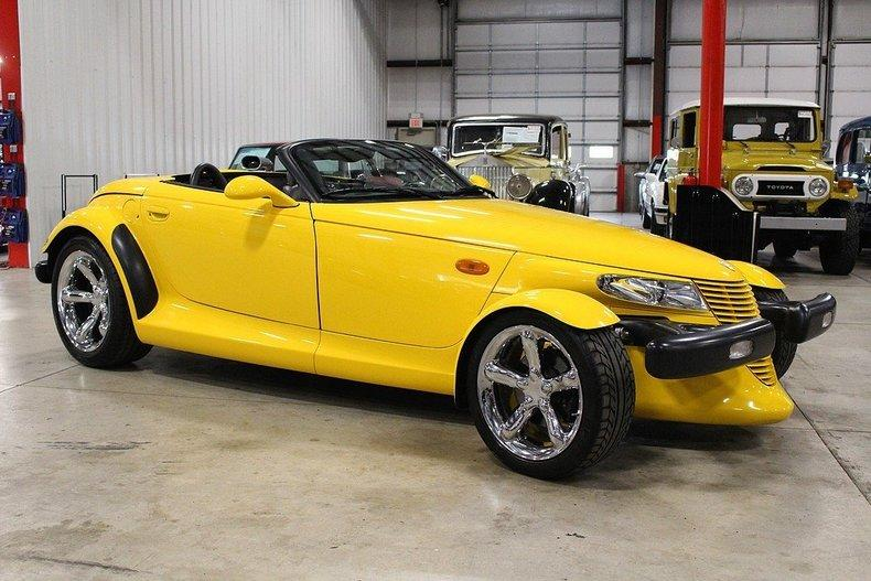 2000 Plymouth Prowler #6