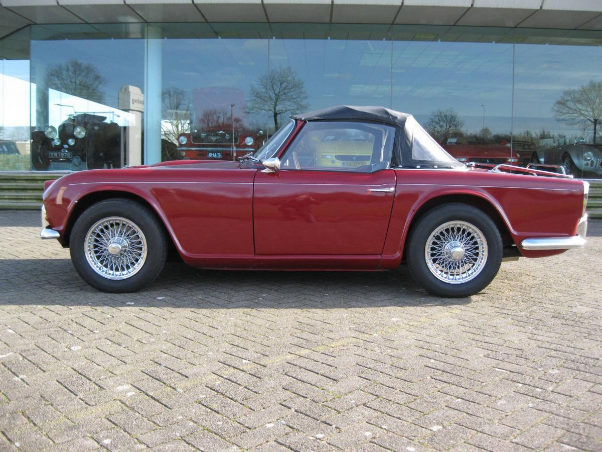 Triumph TR4 1963 for sale | Autoclassics com