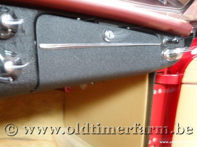 MG B Roadster Red '67 #157