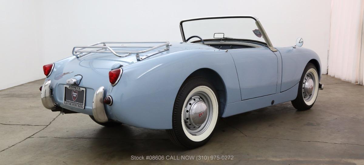1961 Austin-Healey Bug Eye Sprite #6