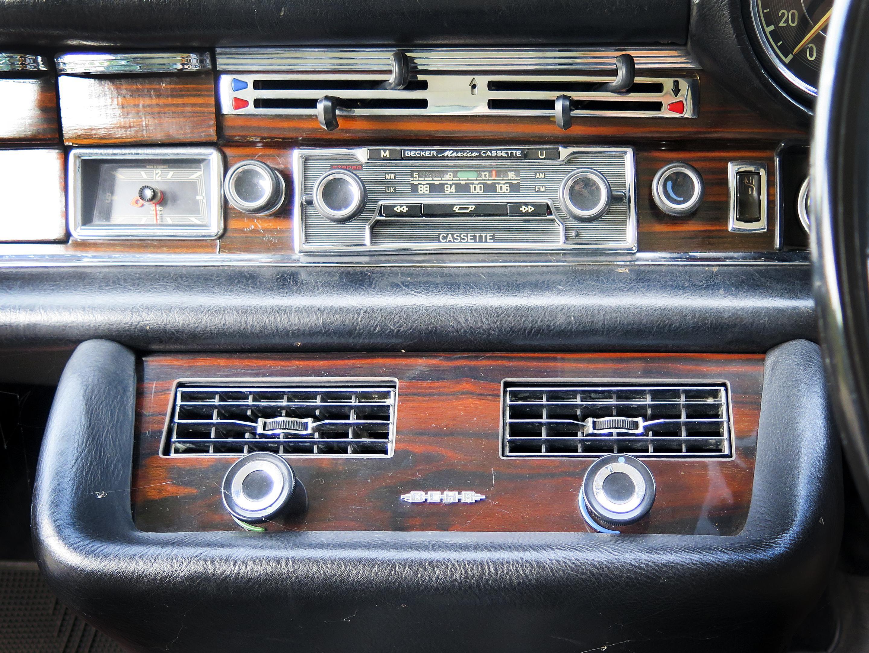 Mercedes-Benz 280SE  3.5 COUPE 1971 #1