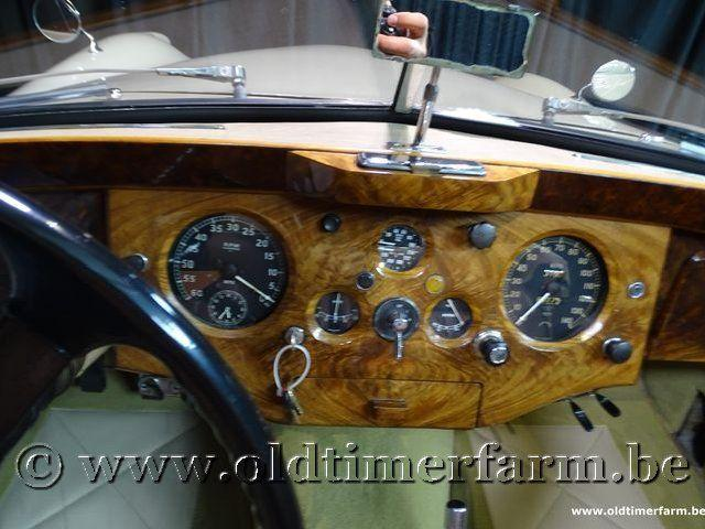 Jaguar XK120 Drop Head Coupé '53 #115