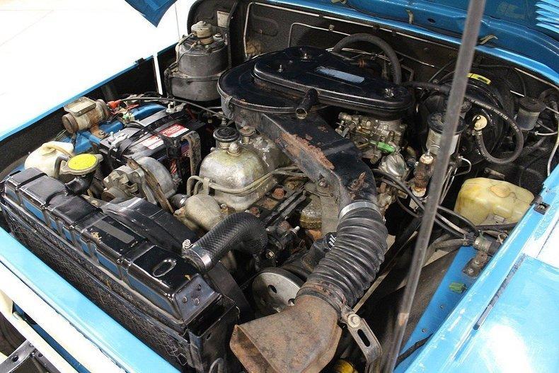 1977 Toyota Land Cruiser FJ-40 #57