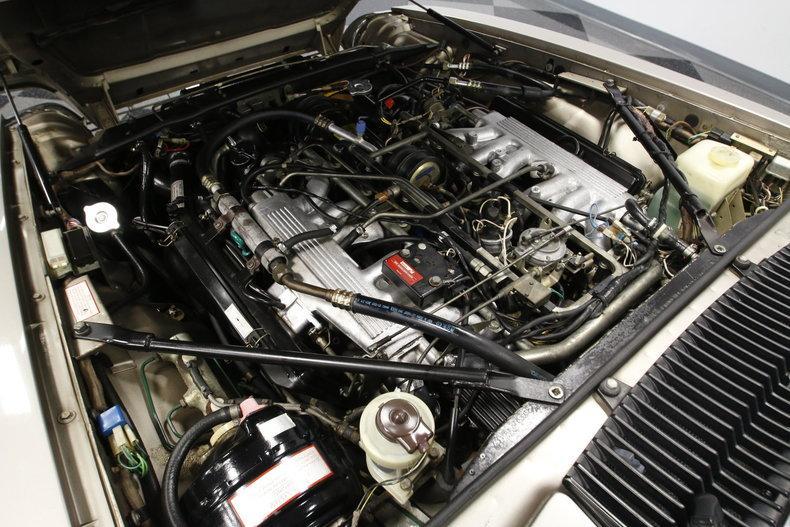 1988 Jaguar XJS V12 #28