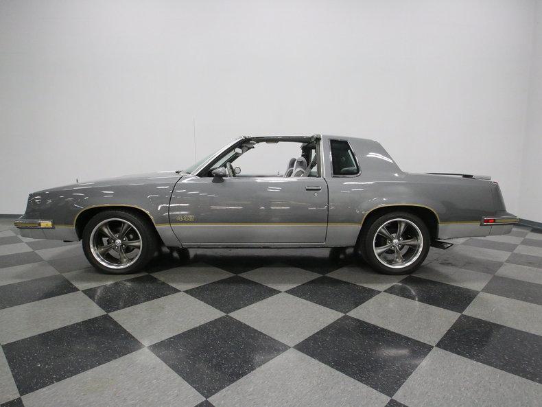 1985 Oldsmobile 442 #1