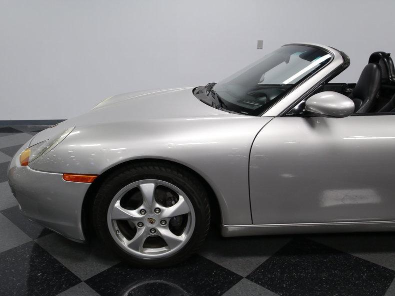 2002 Porsche Boxster #16