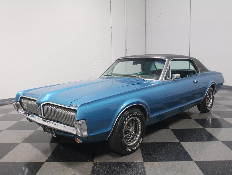 1967 Mercury Cougar #7