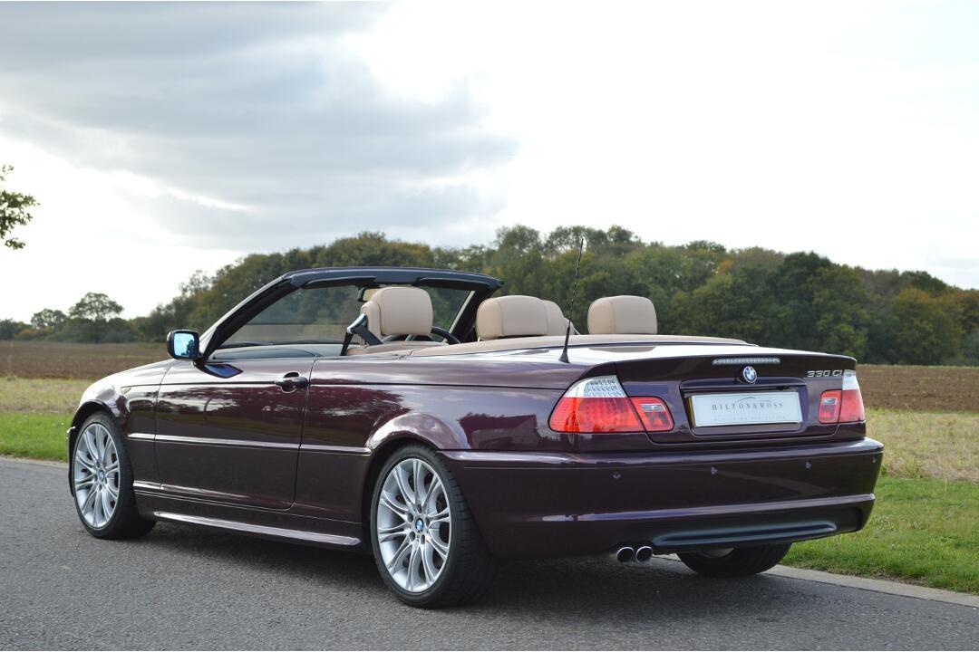 BMW E46 330ci Cabriolet #2