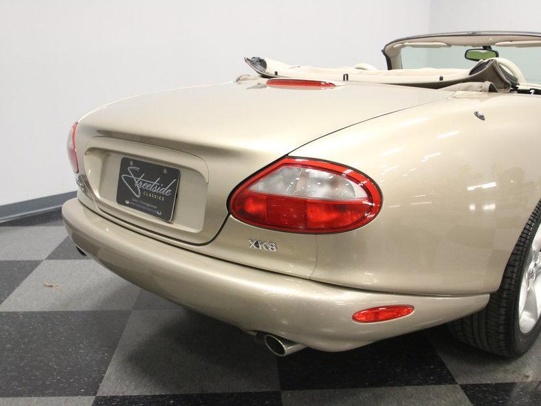 2000 Jaguar XK8 #26