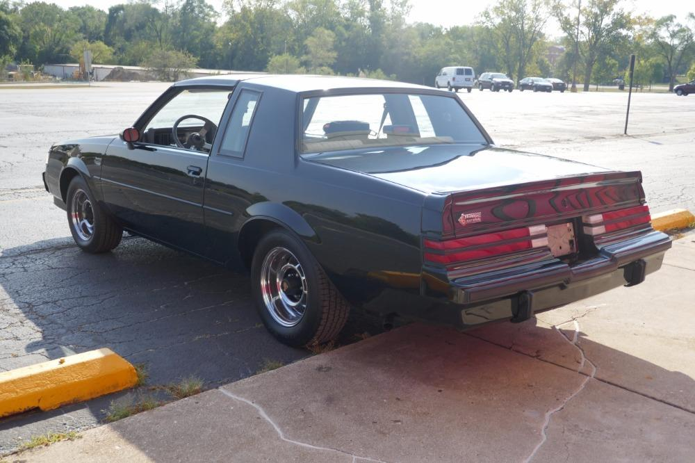 1987 Buick Grand National -ONE OWNER WITH 44k MILES -T-TOPS- SEE VIDEO Stock # 3887JC for sale near Mundelein, IL | IL Buick Dealer #7