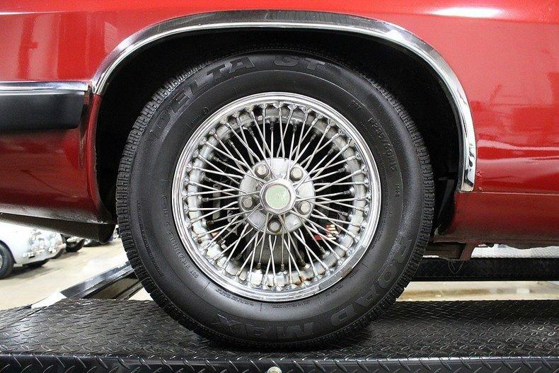 1986 Jaguar XJS #76