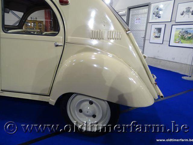 Citroën 2CV 4x4 Sahara '62 #32