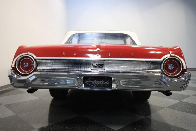 1962 Ford Galaxie 500 Sunliner #14