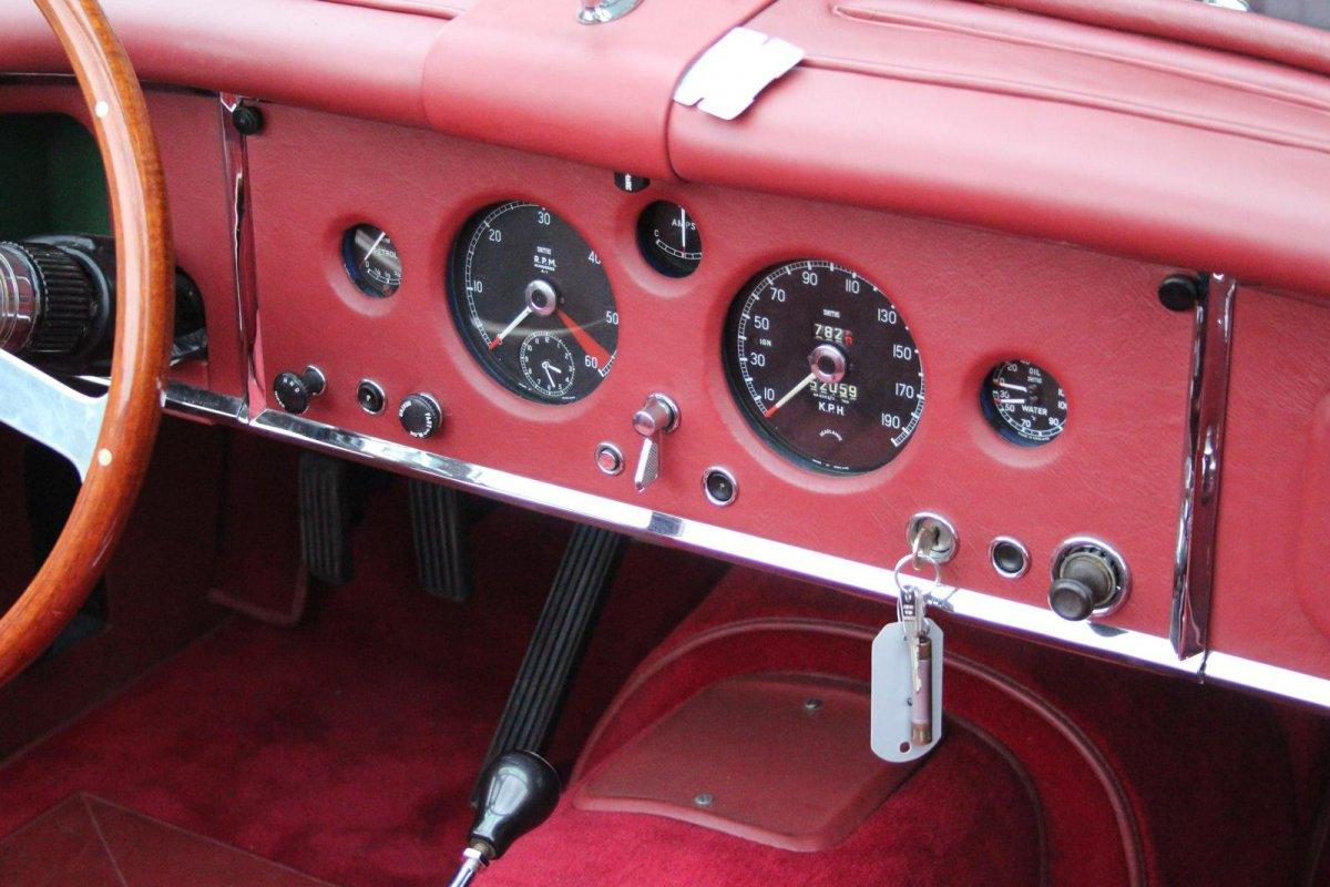 Jaguar XK 150 3,4 S #10