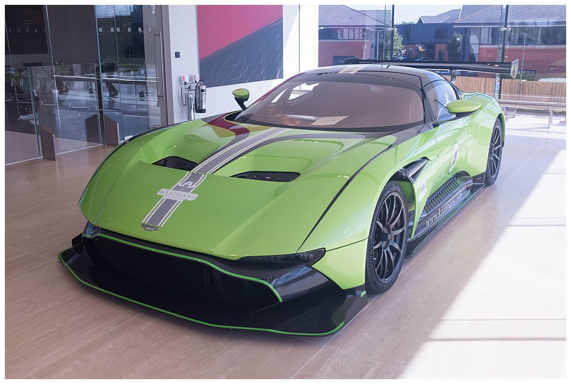 Aston Martin Vulcan (Vat Qualifying) #36