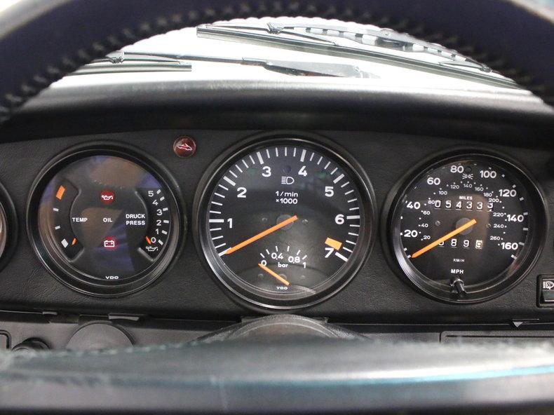 1988 Porsche 911 Turbo Cabriolet #40