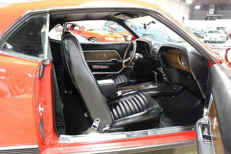 1970 Ford Mustang Mach 1 #20