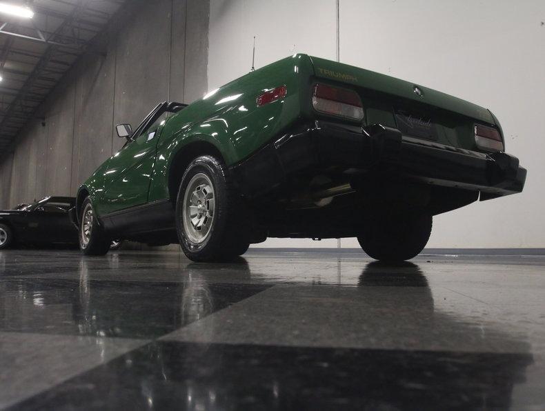1980 Triumph TR7 #25