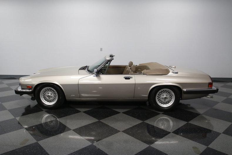 1988 Jaguar XJS V12 #1