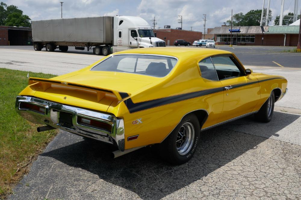 1970 Buick Skylark -GSX-TRIBUTE- 455 BIG BLOCK-BUCKETS/CENTER CONSOLE-SEE VIDEO Stock # 1970KFCV for sale near Mundelein, IL | IL Buick Dealer #8