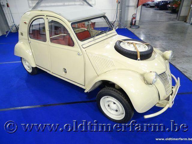 Citroën 2CV 4x4 Sahara '62 #13