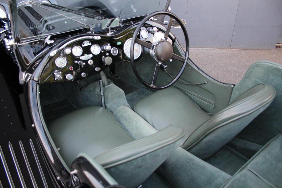 Jaguar SS 100 2,5 litre #3