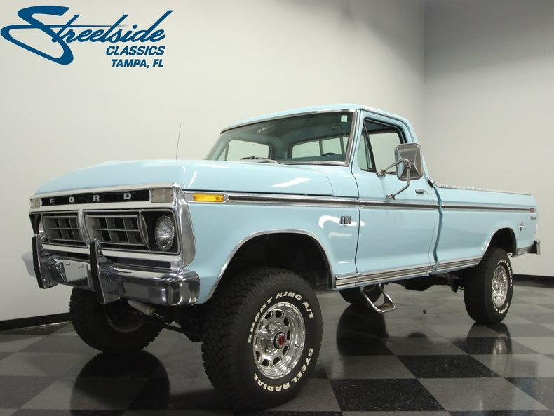 1976 Ford F-150 #0