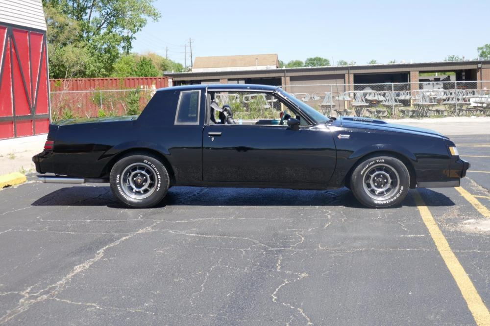 1987 Buick Grand National -AFFORDABLE ONE OWNER WITH T TOPS-SEE VIDEO Stock # 87381JP for sale near Mundelein, IL | IL Buick Dealer #8