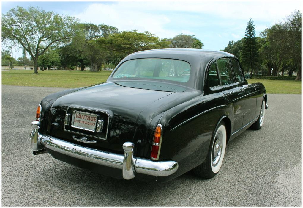 1961 Bentley S2 Continental H.J. Mulliner Style 7508 Flying Spur – #BC22LAR 67,545 Miles #5