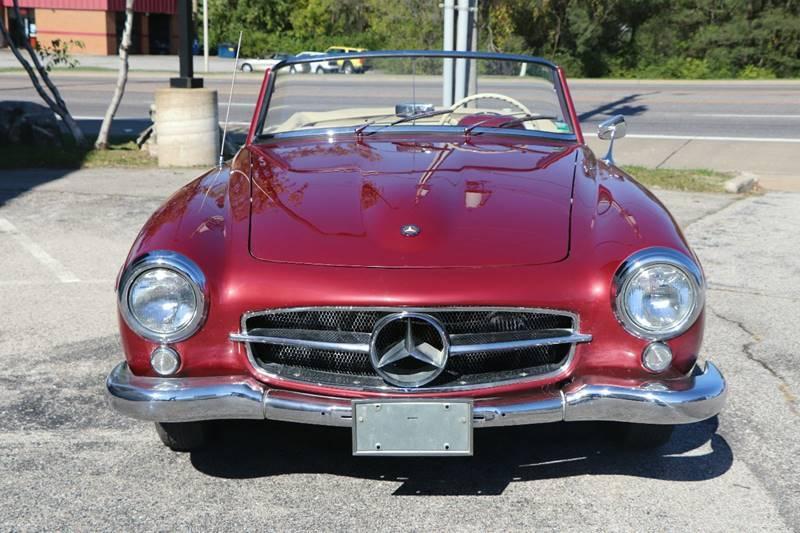 Mercedes-Benz 190SL 1958 #4