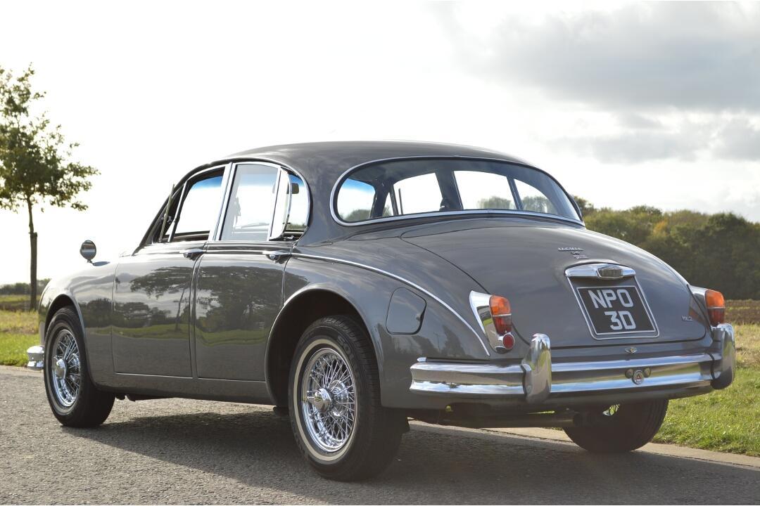 Jaguar Mk2 3.8 Genuine Coombs #4