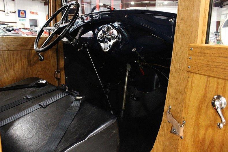 1931 Ford Model A Huckster #11