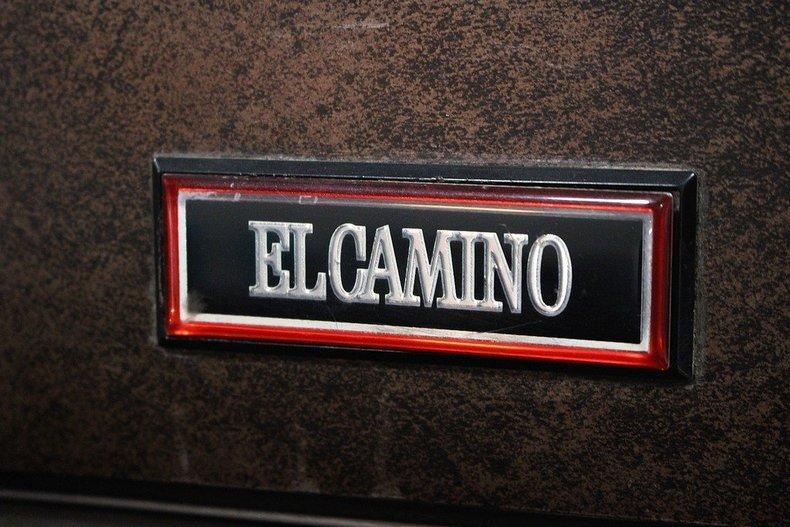1985 Chevrolet El Camino #25