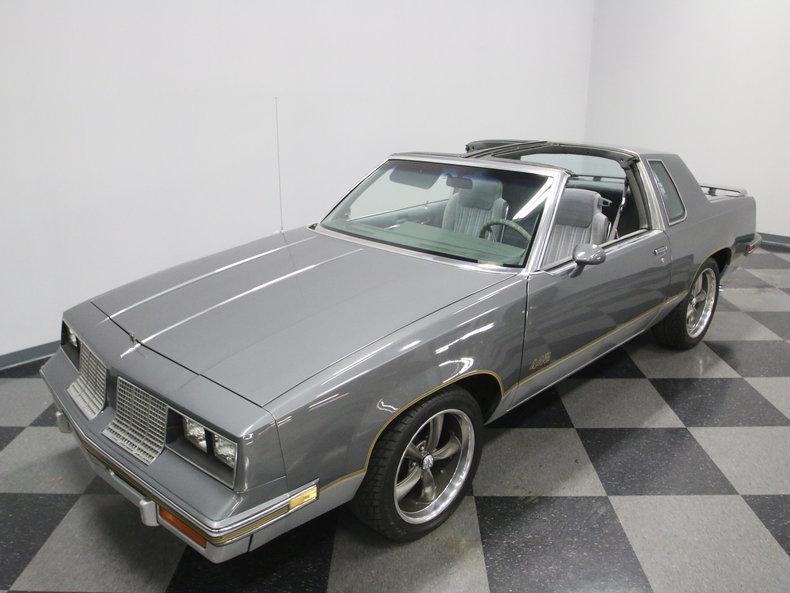 1985 Oldsmobile 442 #8
