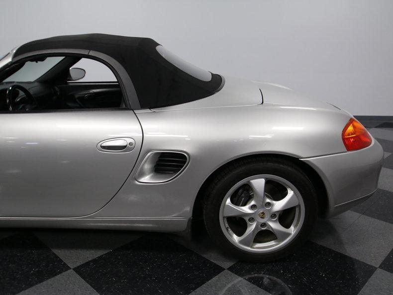 2002 Porsche Boxster #21
