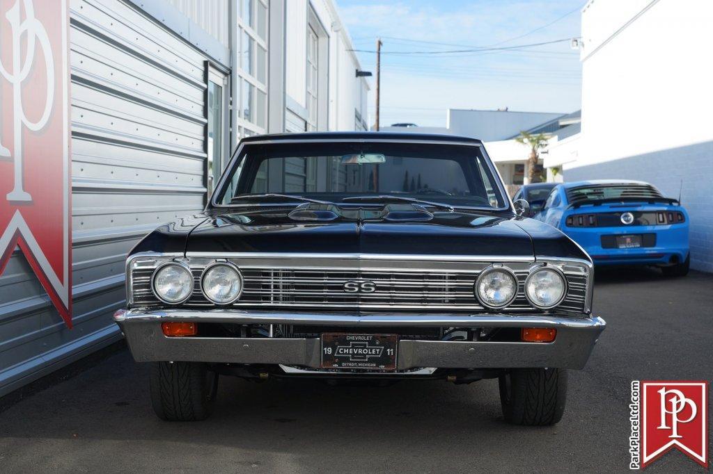 1967 Chevrolet El Camino #7