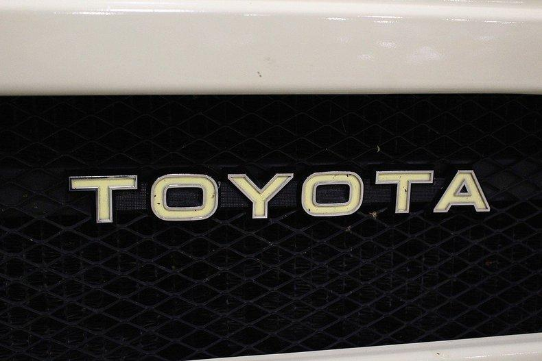 1977 Toyota Land Cruiser FJ-40 #24